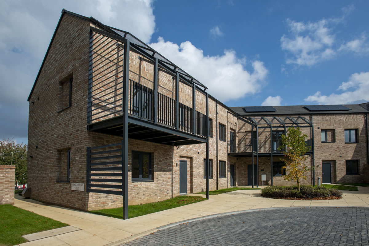 Admiral Holland Close, Banbury, Oxfordshire