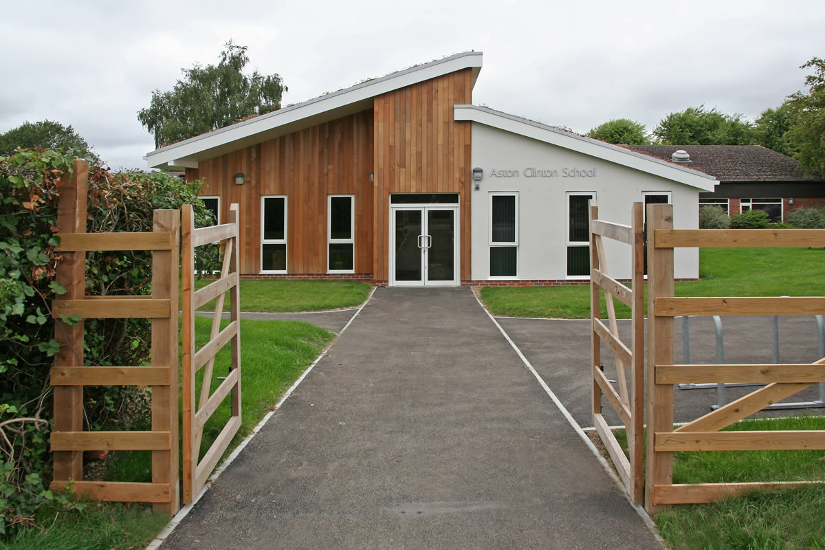 Aston Clinton School, Aylesbury, Buckinghamshire