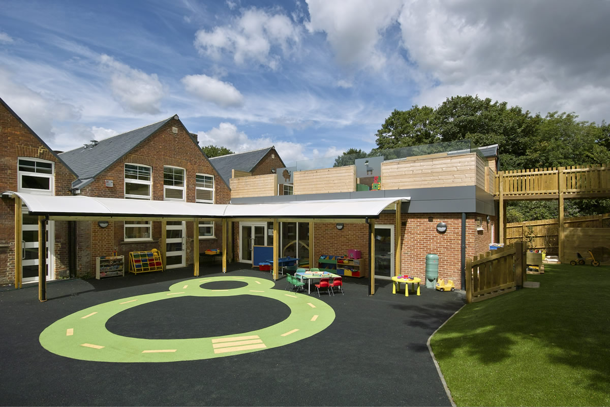 Bowerdean Nursery School, High Wycombe, Buckinghamshire