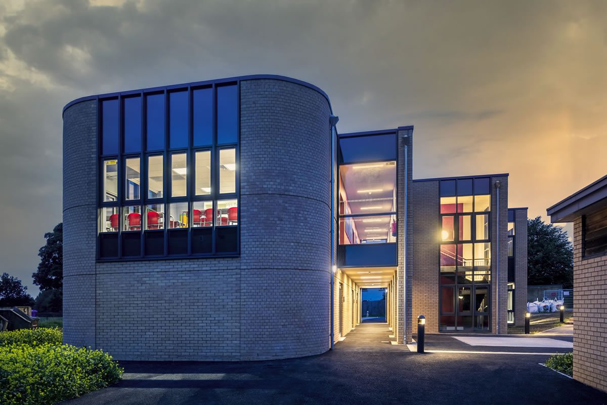 Chenderit School, Middleton Cheney, Oxfordshire
