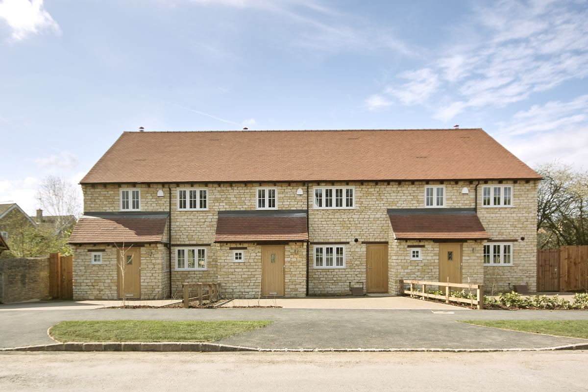 Clow Cottages, Nethercote Road, Tackley, Oxfordshire