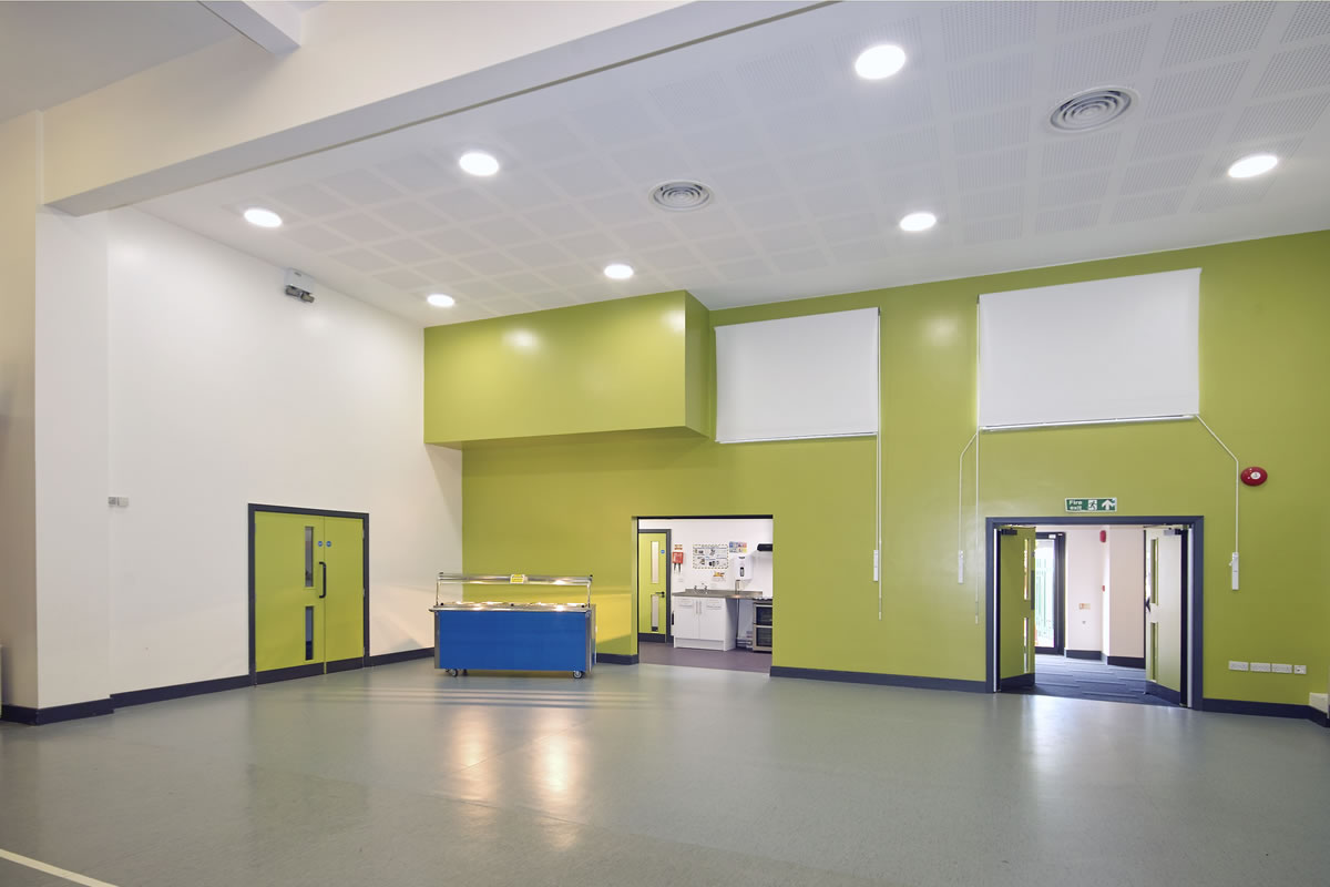 Lent Rise School, Slough, Buckinghamshire