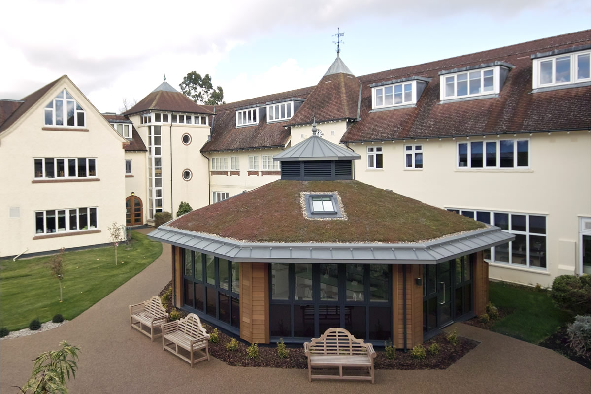 Pipers Corner School Science Laboratory, Great Kingshill, Buckinghamshire
