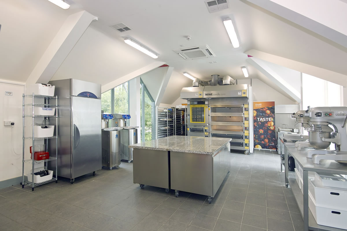 Puratos Ltd, Fringford, Oxfordshire