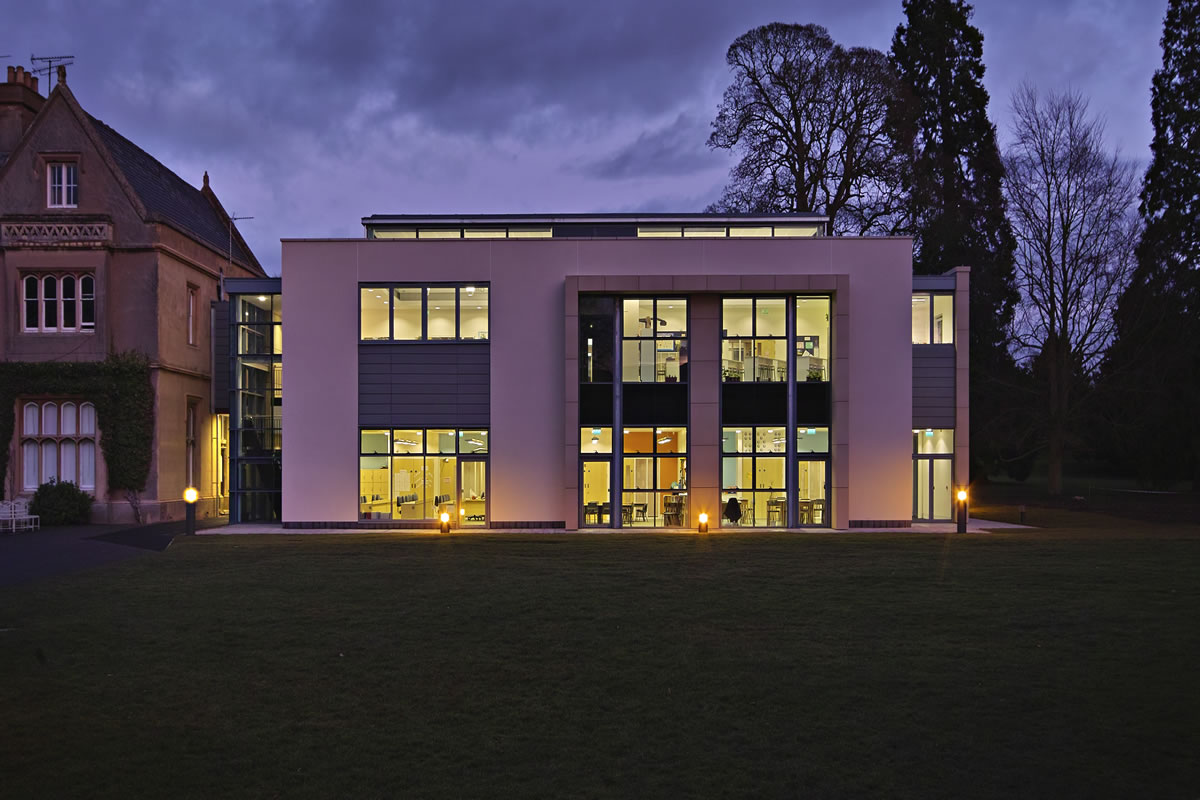 Science Block, Thornton College, High Wycombe, Buckinghamshire