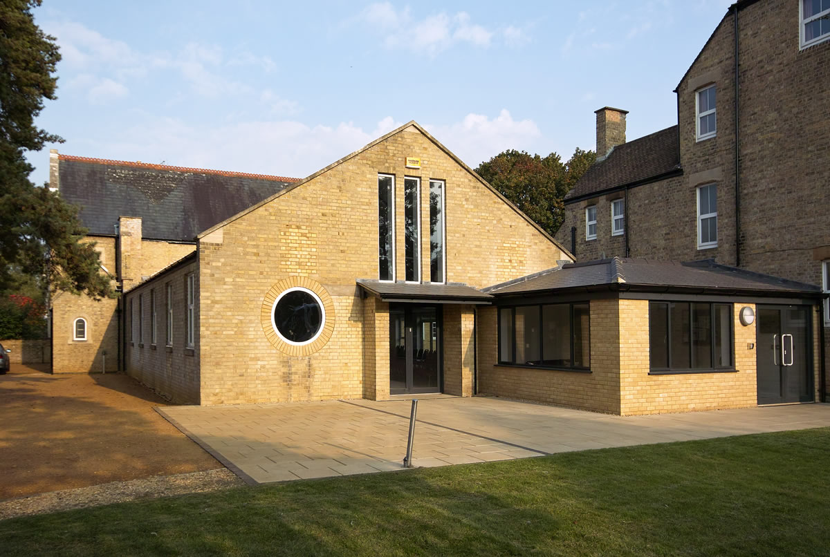 Woodstock Road Baptist Church, Oxford, Oxfordshire